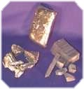 Rare Earth Ingots and Pieces